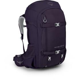 Osprey Fairview Trek 50 Backpack Dame amulet purple